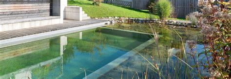 Der Schwimmteich Wohlfuehloase Im Garten by Teichbau F 252 R Die Sch 246 Nsten Teiche