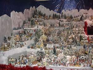Maison De Noel Miniature : village de noel images recherche google village de noel pinterest noel and christmas ~ Nature-et-papiers.com Idées de Décoration