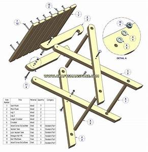 Diy Folding Picnic Table Plans - WoodWorking Projects & Plans