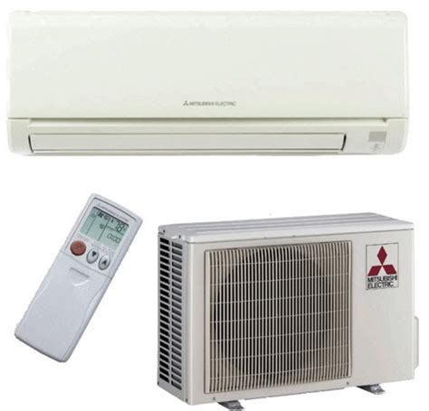 How To Install A Mitsubishi Ductless Air Conditioner by 24000 Btu Mitsubishi Mr Slim Ductless Mini Split Air