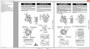 Bobcat Earthforce Loader Bachkhoe Service Manual 6902466