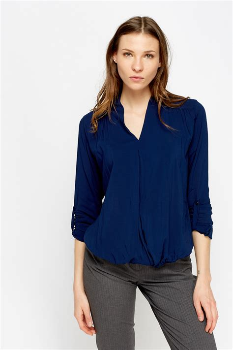 blue blouse blue blouse clothing