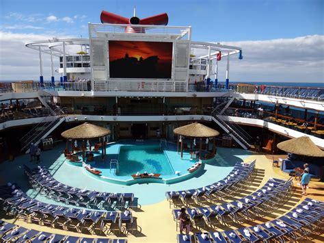 carnival vista cruise ship profile
