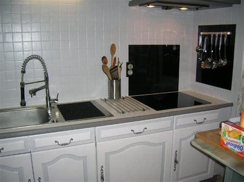 peinture sur stratifié cuisine peindre du stratifi cuisine peinture plan de travail