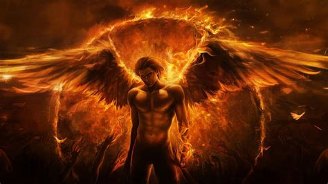 fallen angels wallpapers  background pictures