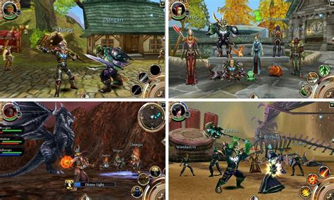 Best Role-playing Games (rpg) For Android