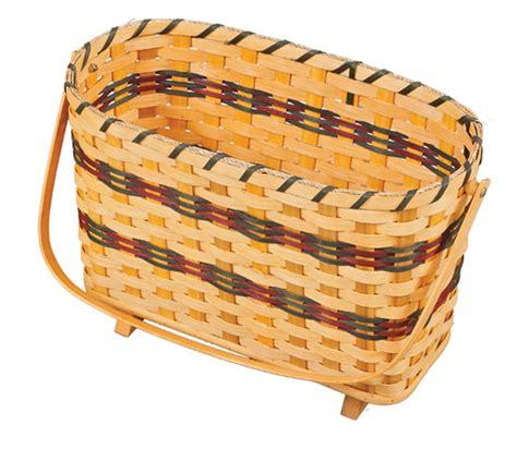 jakes amish furniture magazine basket