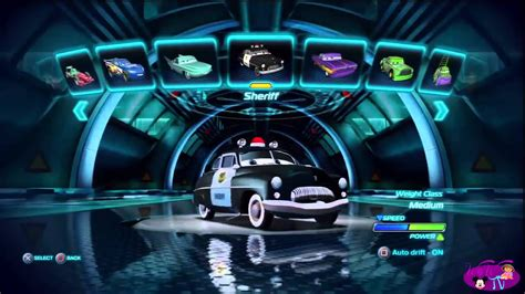 Cars Alive All Dlc Characters From Cars 2 Video Game