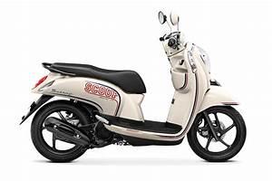 Pilihan Warna Honda Scoopy Fi 110 Terbaru 2014