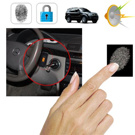 kunci piano all of me wholesale biometric fingerprint car security system with alarm function from china