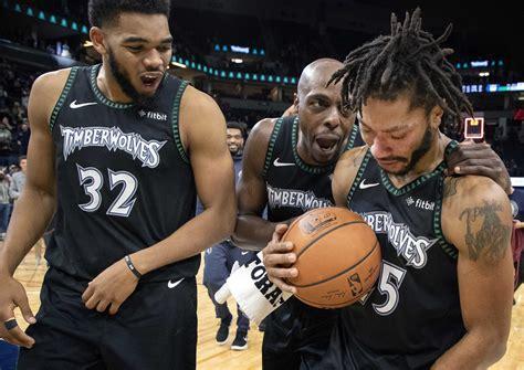 derrick rose savors career high  points  timberwolves