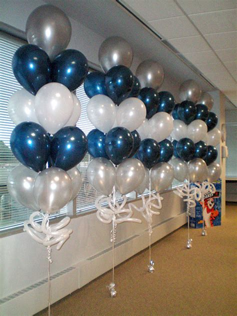 Decorating Ideas With Balloons by Balloon Celebrations Is Tops In Balloons In Toronto