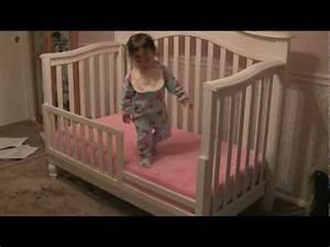 Good Bye Crib  Hello Toddler Bed