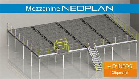 bureau technique cout m2 plateforme mezzanine prix plate forme stockage