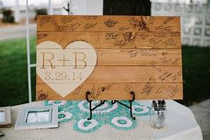 sign me 20 creative wedding guest book ideas everafterguide With ideas for wedding guest sign in