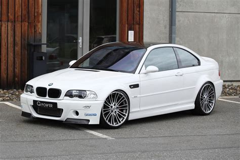G-power Tunes The E46 Bmw M3 To 444 Horsepower