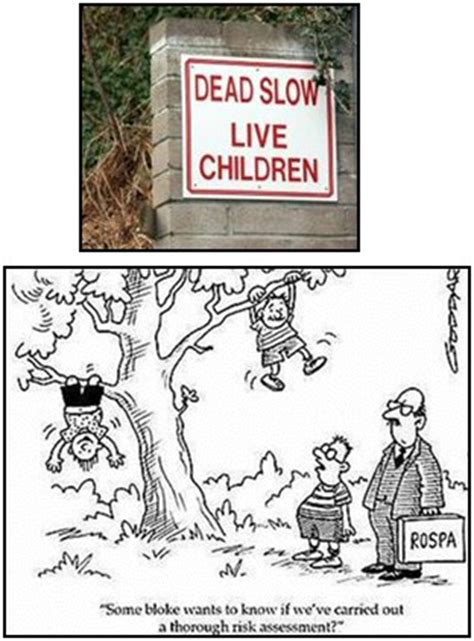 funny safety tips cartoons pictures stories