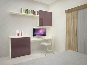 interior design bedroom study table pictures rbserviscom With bed with study table design