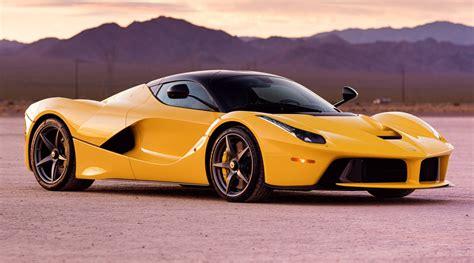 Ferrari Laferrari Hypercar Being Auctioned At Mecum Kissimmee