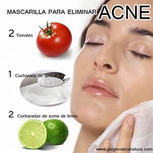 mascarilla para eliminar acne 2 tomates 1 cucharada de With como eliminar las espinillas con estos efectivos remedios caseros