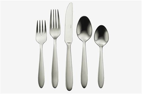 flatware oneida sets stainless silverware steel piece mooncrest
