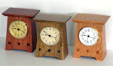 mission style clocks  dave owen  lumberjockscom
