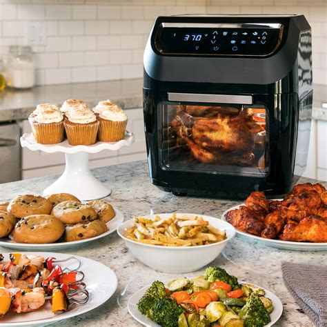 fryer air xl oven power electric rotisserie fryers chicken prices recipes dehydrator airfryer emeril choice quart cooking cooker 6qt vertical