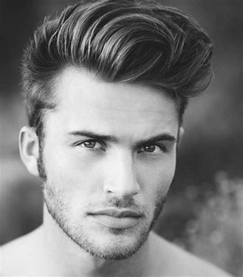 coiffure homme visage carre tendances  conseils