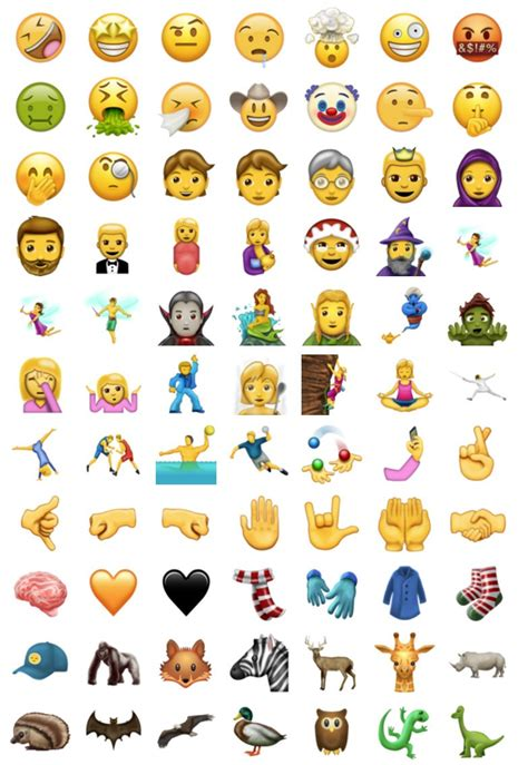emoji update for android emoji update slated for june includes zombies