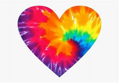 Dye Tie Clipart Background Heart Transparent Pngitem