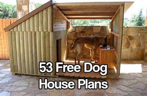 dog house plans shtf prepping homesteading