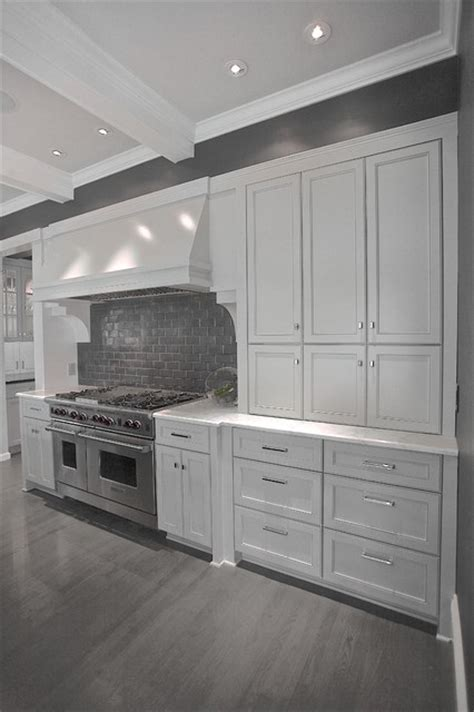 kitchens with gray floors gray kitchen ansley park contemporary kitchen 6621