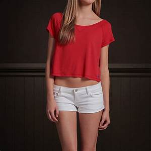 1000+ images about White Shorts on Pinterest | Lace Shorts ...