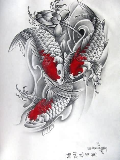 beautiful butterfly koi tattoo images  pinterest fish tattoos butterfly koi