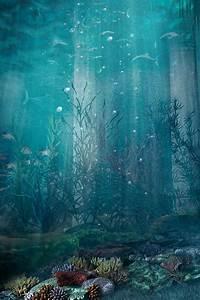 Premade BG Under The Sea 1 by Georgina