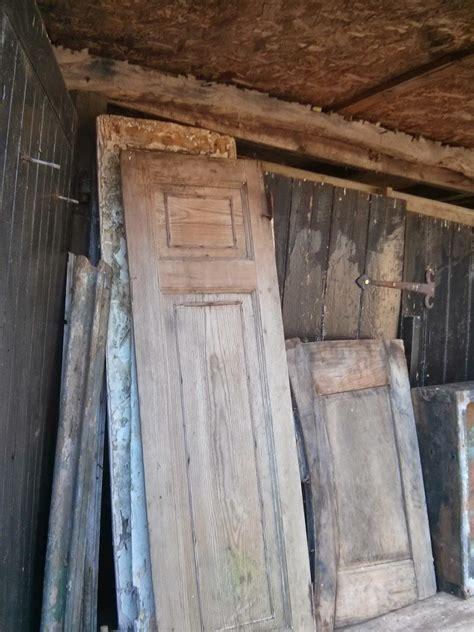 wooden items  garden furniture  fife salvaged beams