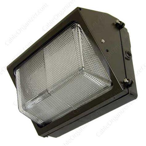 medium lighting wall packs