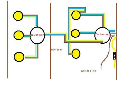 downlighter junction box wiring diagram 39 wiring