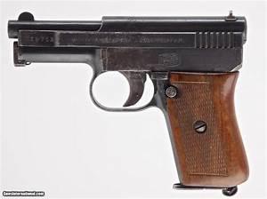 Automobile 25 : mauser model 1910 25acp semi auto pistol with 3 barrel ~ Gottalentnigeria.com Avis de Voitures