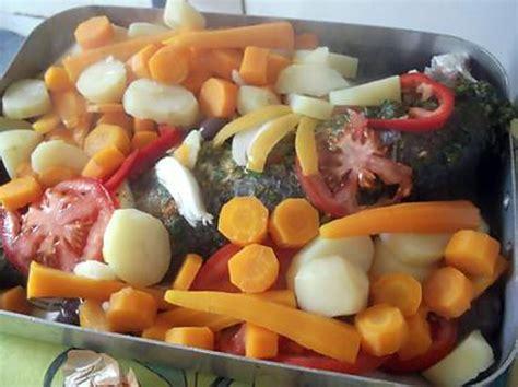 recette de la cuisine marocaine recette de mulet à la marocaine
