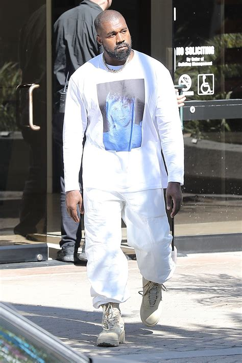 kanye west channelled david lynch   cleanest fit