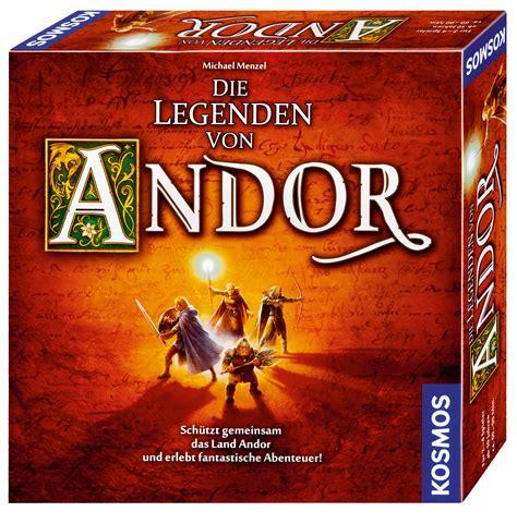 Die Legenden von Andor | Erwachsenenspiele | Spiele ...