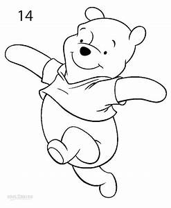 How To Draw Winnie The Pooh Step By Step Pictures