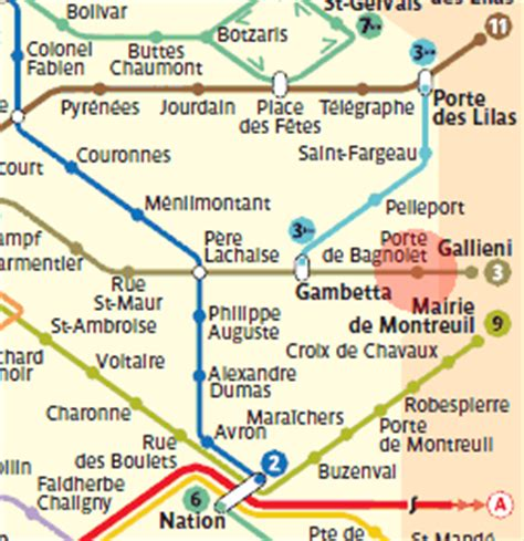 pin map of metro on