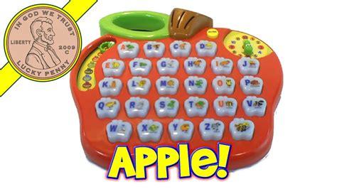 vtech preschool learning alphabet apple 26 sounds musical 200 | maxresdefault