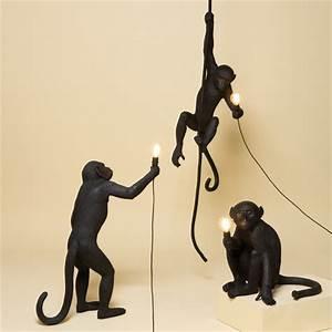 Seletti Monkey Lamp : buy seletti monkey lamp sitting black amara ~ Buech-reservation.com Haus und Dekorationen