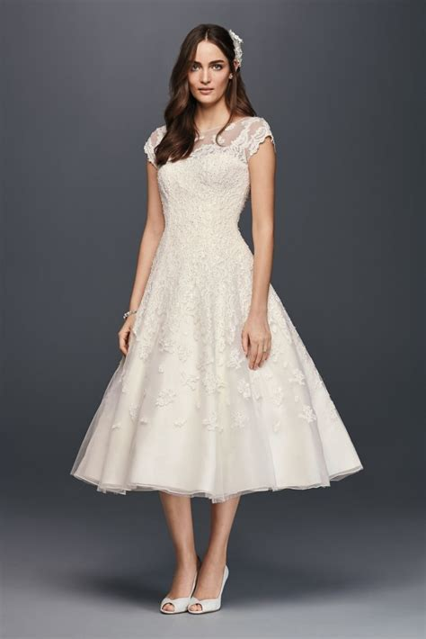 21 Best Tea Length Wedding Dresses  Everafterguide. Modest Wedding Dresses Mormon. Wedding Guest Dresses Korean. Bohemian Wedding Dress Ideas. Strapless Wedding Dresses Out Of Style. Disney Princess Wedding Dresses Dress Up. Jetblue And Wedding Dresses. Vera Wang Wedding Dresses With Sleeves. Simple Wedding Dresses With Cowboy Boots
