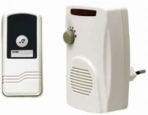 Sonnette Sans Fil Hager : sonnette sans fil 220v el wdb20 ~ Dailycaller-alerts.com Idées de Décoration
