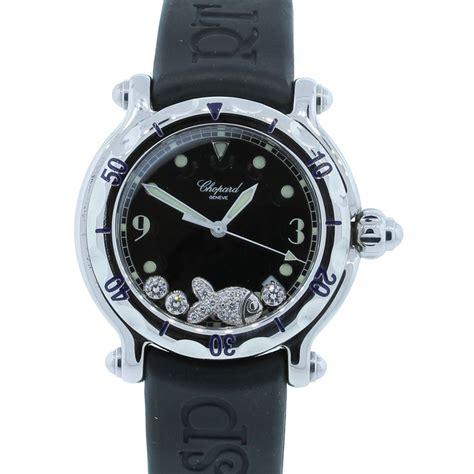 Chopard Happy Sport 27/8236-23 Diamond Dial Watch