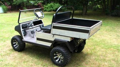 club car carry  golf cart restoration